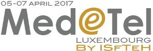 Logo Medetel 2017