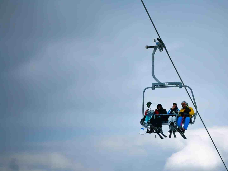 Beginner Skiing in Bansko
