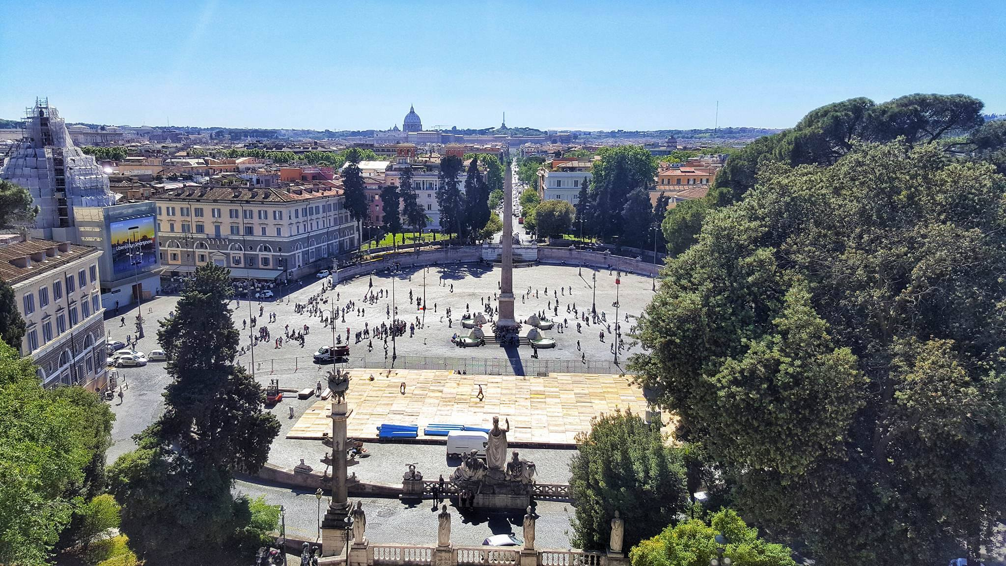 A Guide to exploring Rome - City of legends, ruins and romance