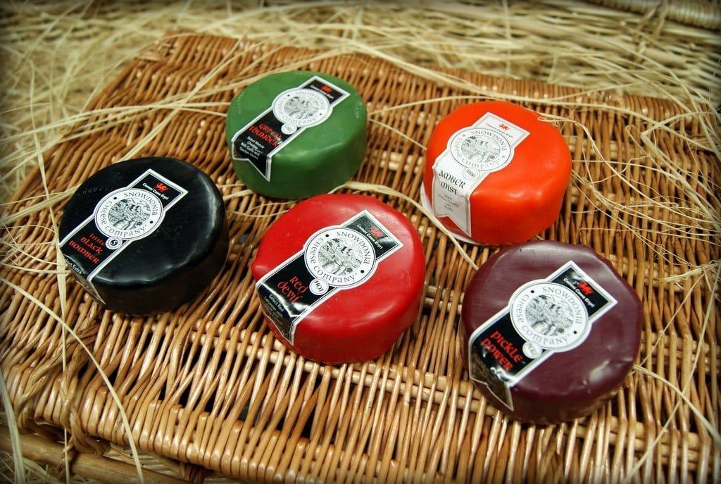 Welsh picnic produce
