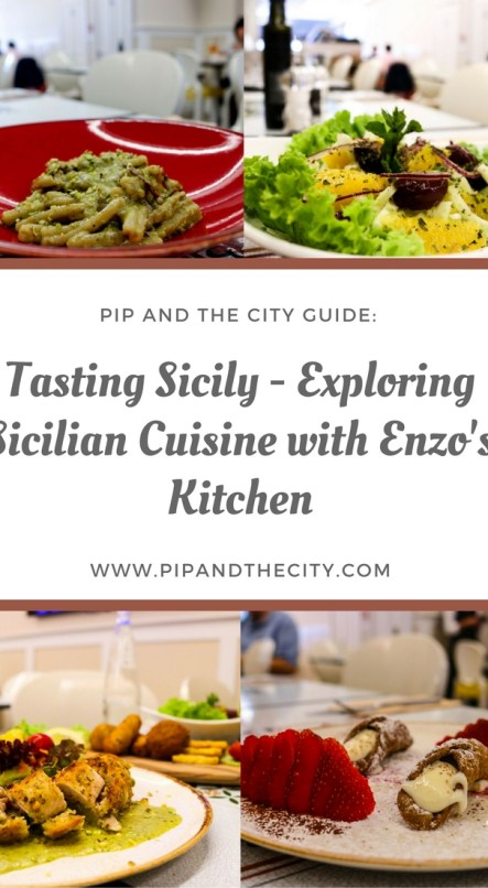 Tasting Sicily - Exploring Sicilian Cuisine with Enzo's Kitchen