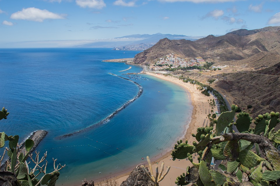 Tenerife has beaches, cheap flights and a warm climate all year round, flights making it the ideal place to grab some winter sun with your girls.