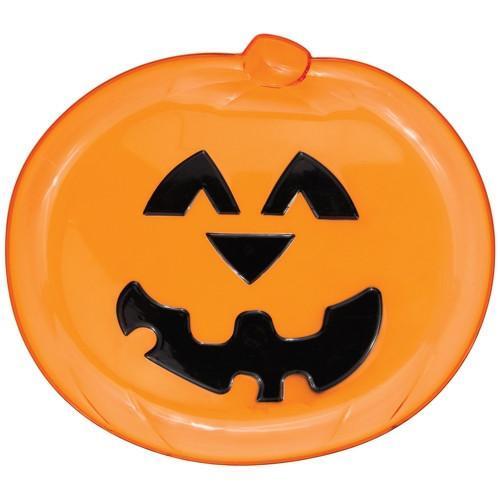 bandeja de plástico duro para halloween