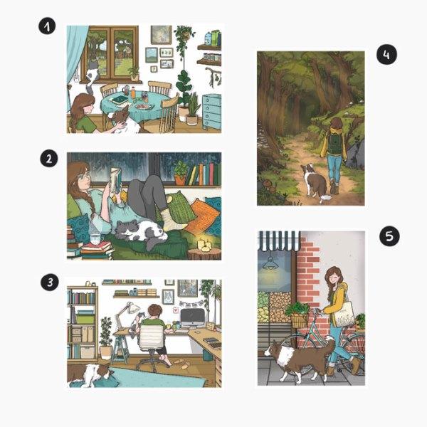 pipasdegirasol-ilustracion-pack-postales-680x680px