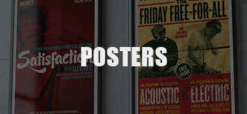 Advertising and Promotional Posters