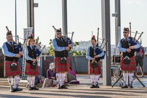 Central Queensland Pipes and Drums