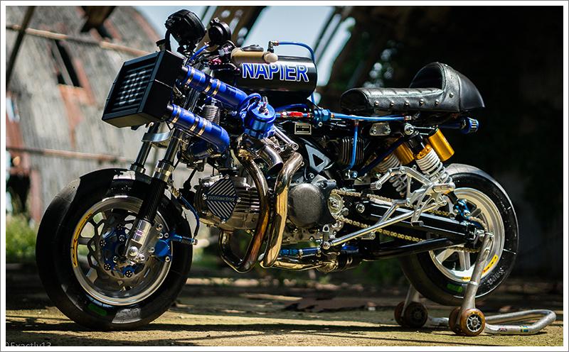 Honda Monkey Turbo By Ooracing Pipeburn