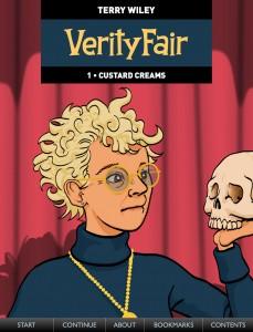 Verity Fair part 1 cover