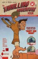 Thrilling Adventure Hour digital comic 01