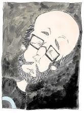 Chris Sheridan portrait