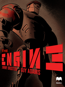 The Engine #1 by Guy Adams and Jimmy Broxton (Madefire)