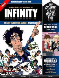 Neil Gaiman Charity Anthology