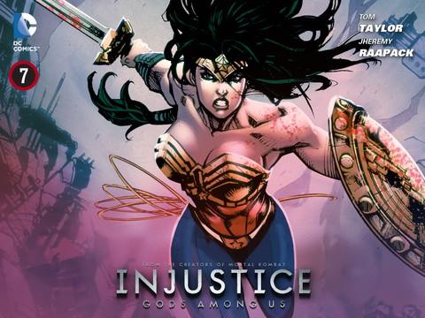 Injustice Gods Among Us 7