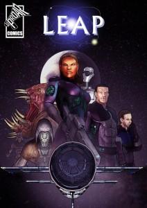 Uproar Comics Leap