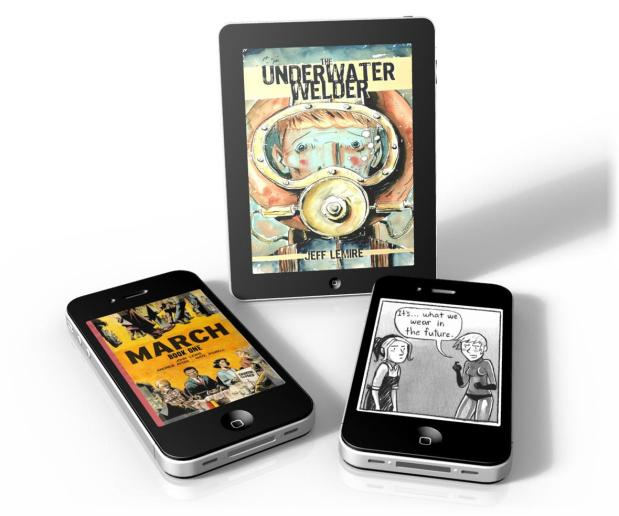 Top Shelf DRM free devices