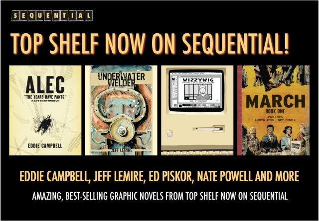 Top Shelf and Sequential