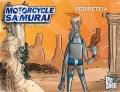 Motorcycle Samurai #3 cover