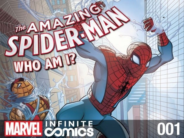 Amazing Spider-man Who Am I? Infinite