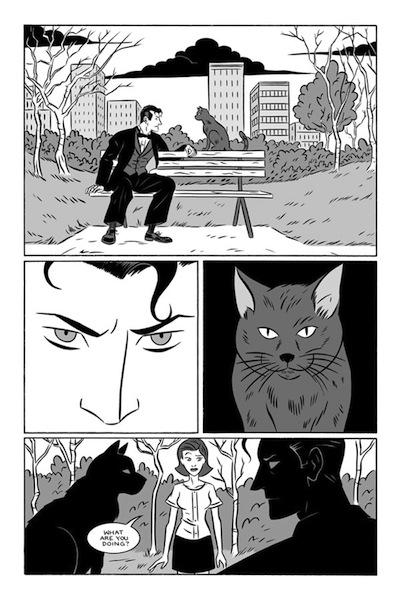 Archer Coe Cats