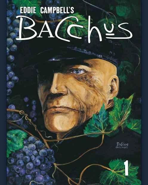 Bacchus Book 1