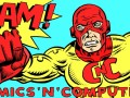 BAM! Comics 'n' Computers