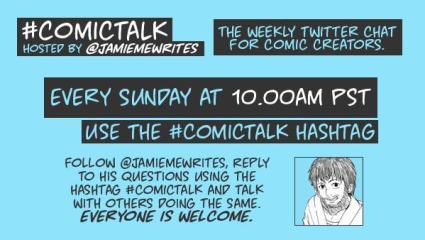 Comic Talk