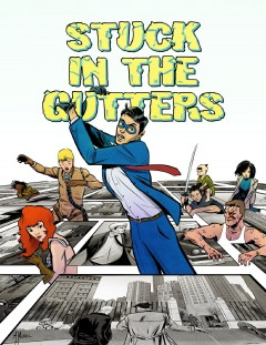 Stuck in the Gutters cover