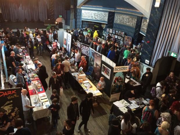 Leamington Comic Con 2015