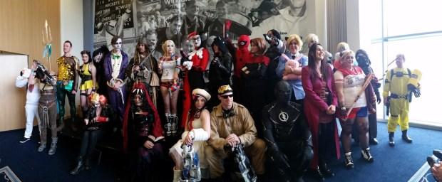 Birmingham Comics Festival 2016