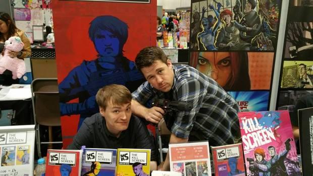Mike and Josh Kill Screen