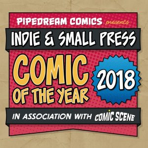 Indie Comic of the Year 2018