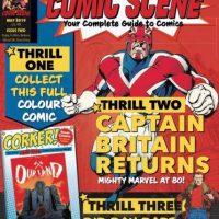 ComicScene #2