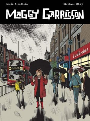 Maggy Garrisson cover
