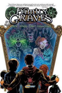 Review: The Family Graves (Source Point Press)