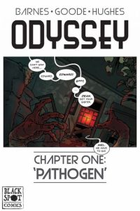 Review: Odyssey #1 (Black Spot Comics)