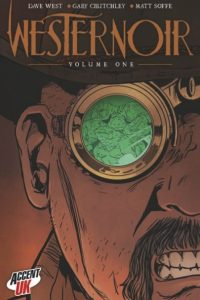 WesterNoir volume 1 cover