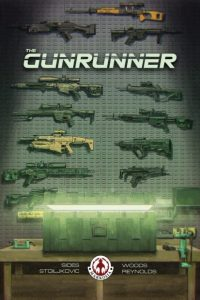 Review: Gunrunner (Markosia Enterprises)