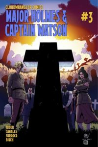 Major Holmes and Captain Watson cover