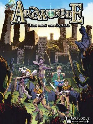 ArcWorlde cover