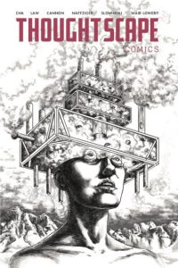 ThoughtScapeComics 1 cover