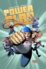 Power Play comic cover