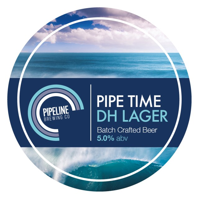 Pipe Time – DH Lager