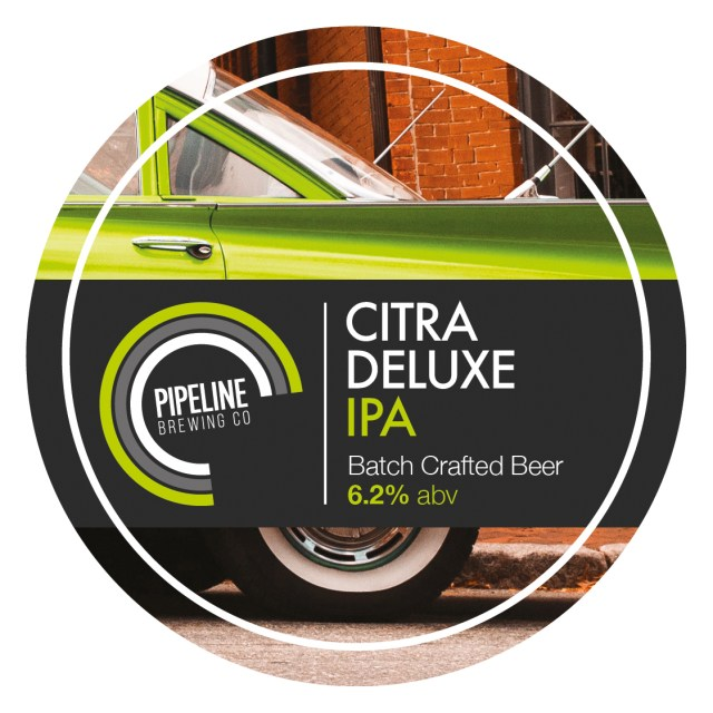 Citra Deluxe – IPA