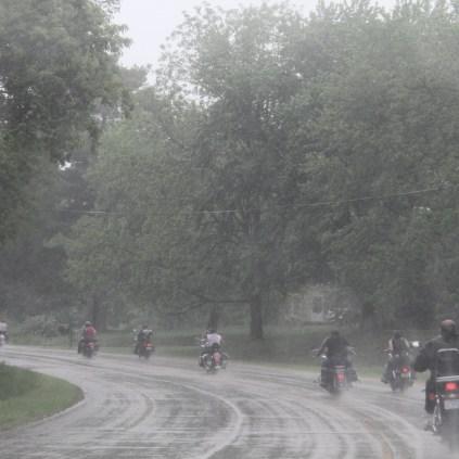 'Rain, Rain- Go Away!'