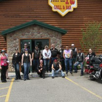 Riders from 2014 Ride for Autism- Mn Autism Fundraiser