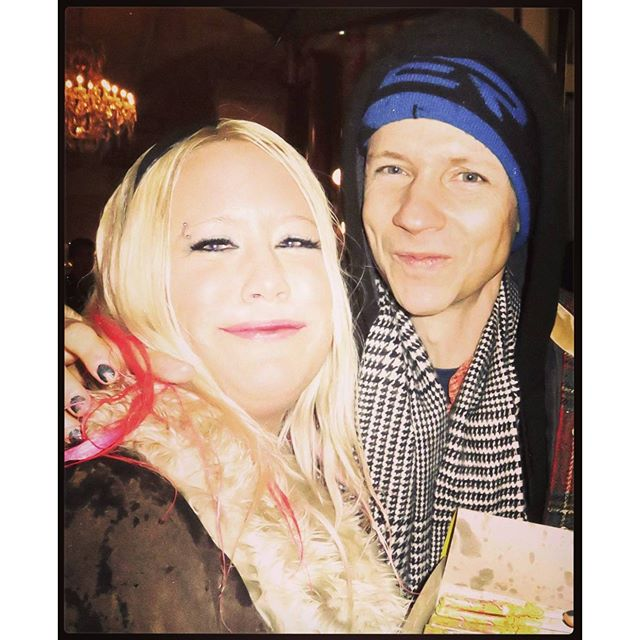 John Cameron Mitchell the Original Hedwig.  New York City March 2015