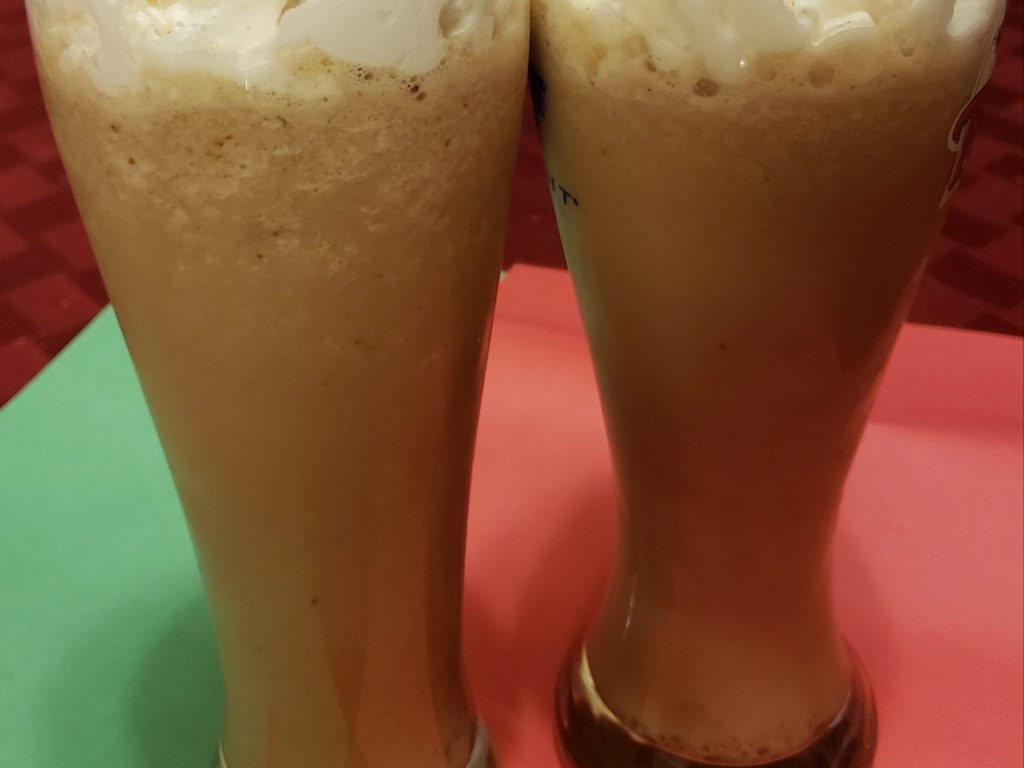 Vanilla Coffee Beverage Recipe
