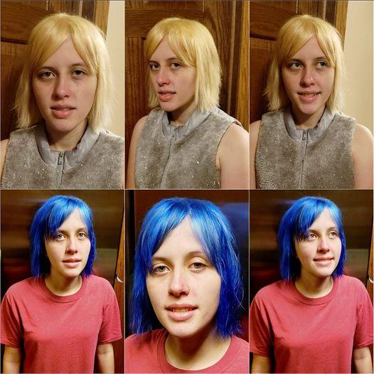 Alexis' Hair Transformation