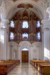 Weingarten organ, photo by Clemens v. Vogelsang