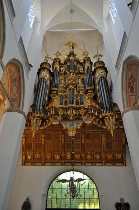 Stellwagen organ, photo by Klugschnacker